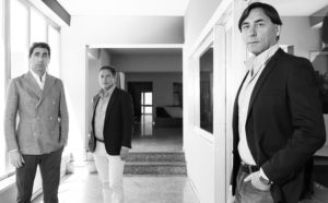 Diego, Dario en Luca Rossetti